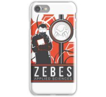 Zebes Applied Sciences iPhone Case/Skin