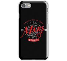 Vintage Mars iPhone Case/Skin