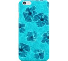 Paisley Hibiscus Vintage Psychedelic Floral iPhone Case/Skin