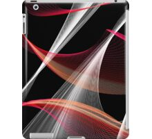 Movement Flow Dancing Light iPad Case/Skin