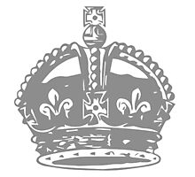 A Complete Guide to Heraldry - Figure 642 — Royal Crown Photographic Print