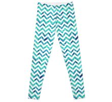 Arctic Blast Chevron Leggings