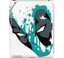 deadpool tatto custom iPad Case/Skin