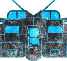 Aliens Dropship Sticker