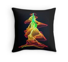 Rising To The Top Throw Pillow