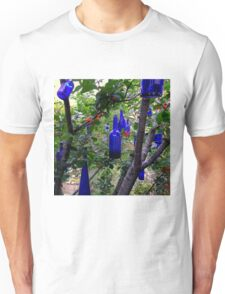 When Blue Bottles Fly Unisex T-Shirt