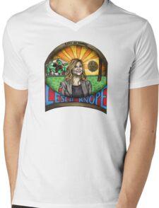 Leslie Knope Mens V-Neck T-Shirt
