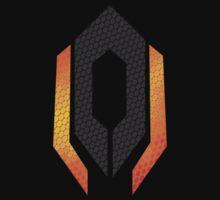Mass Effect Cerberus Logo by ThePyratQueen
