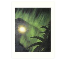 Aurora Cannalis Art Print