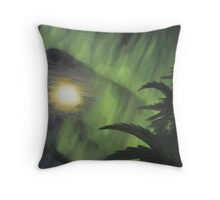 Aurora Cannalis Throw Pillow