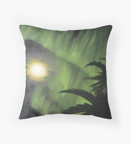 Aurora Cannalis Throw Pillow