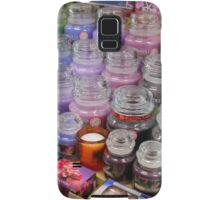 Aromatherapy Unchained - Yankee Candles Samsung Galaxy Case/Skin