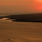 Sunset at Bastian by mickmci