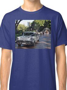 1957 Chevrolet Limousine, Hyde Park, Sydney, Australia 2012 Classic T-Shirt