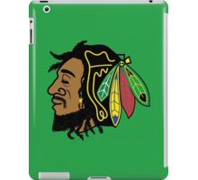 Rasta Hawk iPad Case/Skin