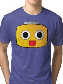 servbot - dead rising / megaman Tri-blend T-Shirt