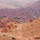 Dades Gorge by Peter Hammer