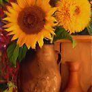 Flower Pots by ezcat