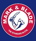 Mark and Blade by Tracey Gurney