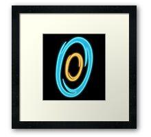 Portals Framed Print