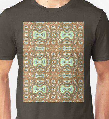 free form terrain Unisex T-Shirt