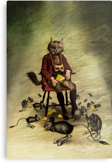 The intriguer by Catrin Welz-Stein