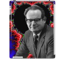 Manddelbrot Fractal Background Portrait iPad Case/Skin