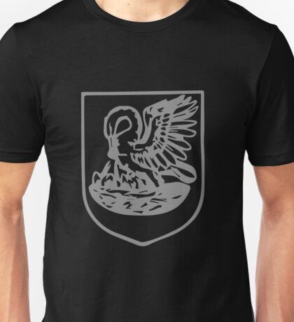 A Complete Guide to Heraldry - Figure 462 — Pelican in her piety Unisex T-Shirt