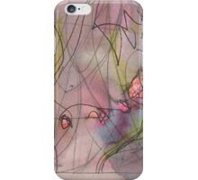 TULIPS AND BITS(C2012) iPhone Case/Skin