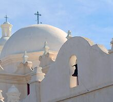 St. Xavier del Bac Mission by noffi