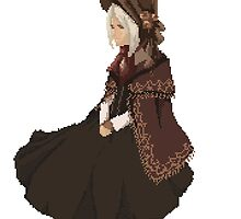 Pixel Souls - Plain Doll by Tande