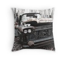 GMC Throw Pillow