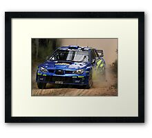 Chris Atkinson Framed Print