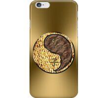 Leo & Rat Yang Earth iPhone Case/Skin