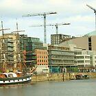 Grand Canal Docks  Dublin by celticvodka