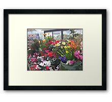 Spring is Here!! Framed Print