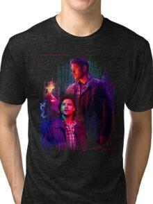 Supernatural Reloaded Tri-blend T-Shirt