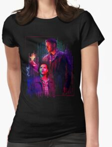 Supernatural Reloaded Womens Fitted T-Shirt