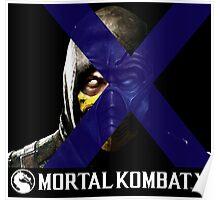 Mortal Kombat Merge Poster