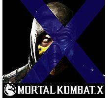Mortal Kombat Merge Photographic Print