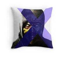 Mortal Kombat Merge Throw Pillow