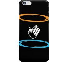 Portal Cake iPhone Case/Skin