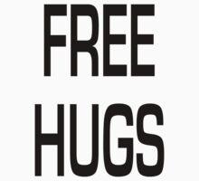 Free Hugs - Basic by Karl Gookey
