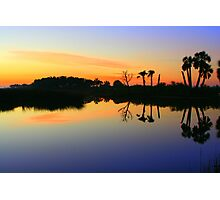Another Beautiful Sunrise In Florida Photographic Print