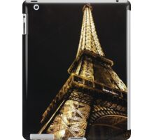 EIFFEL iPad Case/Skin