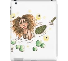 Bayou Mermaid iPad Case/Skin