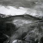 over the ridge....into a sudden squall  by banrai