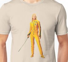 Uma Thurman (Kill Bill) Unisex T-Shirt