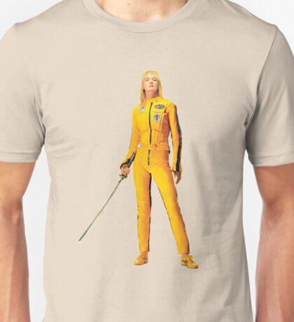 Uma Thurman (Kill Bill) Unisex T-Shirt