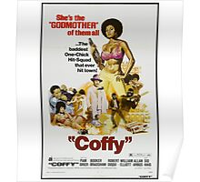 Coffy (Pink) Poster